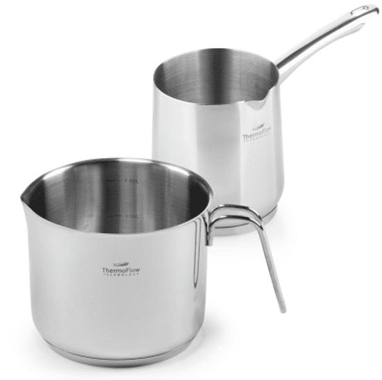 Rosmarino Pour & Cook set lonaca i vrčeva za mlijeko