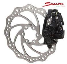 Saccon brzda kotoučová zadní mechanická s kotoučem 160mm