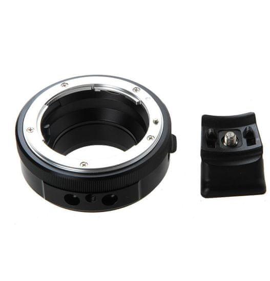 Viltrox Redukcia Nikon objektív - micro 4/3