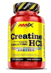 Amix Nutrition Creatine HCL 120kapslí