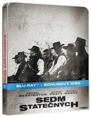 Sedm statečných (2016) - Blu-ray