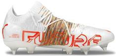Puma Kopačky Future Z 1.1 MxSG Bílá / Oranžová, 43