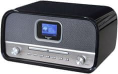 Soundmaster DAB970SW, Hi-Fi systém s DAB+/FM, černá/stříbrná