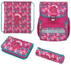 Herlitz Školní taška Loop Babí Léto - vybavená