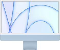 """Apple iMac 24"""" 4,5K Retina M1 (MGPK3CZ/A) modrá"""