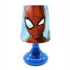 """EUROSWAN Nočna svetilka """"Spiderman"""" - modra"""