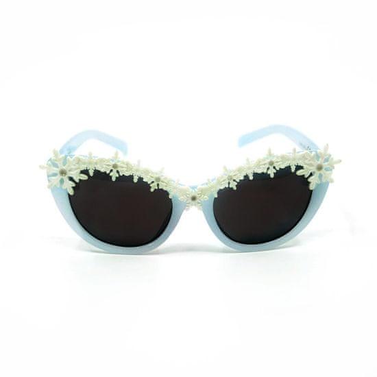 "EUROSWAN Otroška sončna očala ""Frozen"" - modra"
