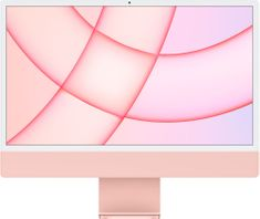 """Apple iMac 24"""" 4,5K Retina M1 (MGPM3CZ/A) růžová"""