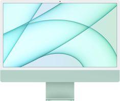 """Apple iMac 24"""" 4,5K Retina M1 (MGPJ3CZ/A) zelená"""