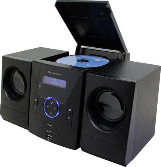 Soundmaster MCD400, mikrosystém s DAB