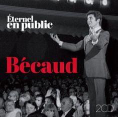 Becaud Gilbert: Eternel - En Public (2x CD) - CD