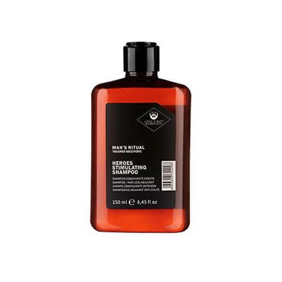 Dear Beard Man`s Ritual Heroes (Heroes Stimulating Shampoo) izpadanje las (Heroes Stimulating Shampoo)