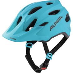 Alpina Sports Carapax Junior otroška kolesarska čelada, barva kerozina, 51 - 56