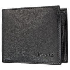 BUGATTI Portfel męski Sempre 49117901 Black