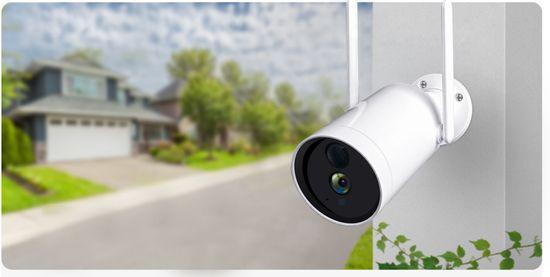 Robaxo RC208 nadzorna kamera, 1080p, Wi-Fi, zunanja