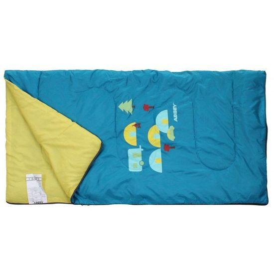 Merco Abbey Camp Junior vreća za spavanje, plava