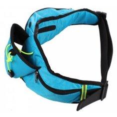Merco Athlete 1.0 pasna torbica, modra