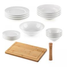 Rosmarino Cucina Bianca kuhinjski set, 33/1