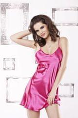 DKaren Dámská košilka Karen dark pink, tmavě růžová, L