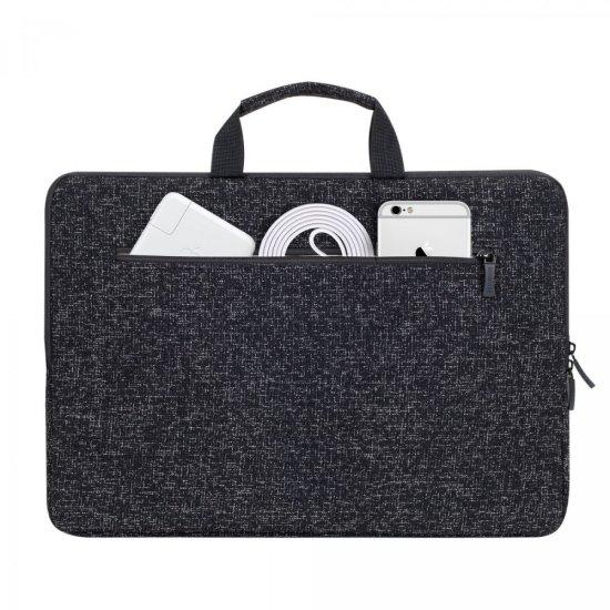 RivaCase torba za prenosnik, do 39,62 cm, črna (7915)