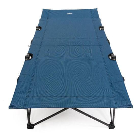 Qeedo zložljiva postelja Quick Jimmy XXL, modra