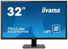 iiyama ProLite X3291HS-B1 monitor, 80.1 cm, IPS, FHD