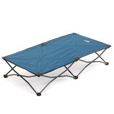 Qeedo zložljiva postelja Quick Jimmy Junior, modra