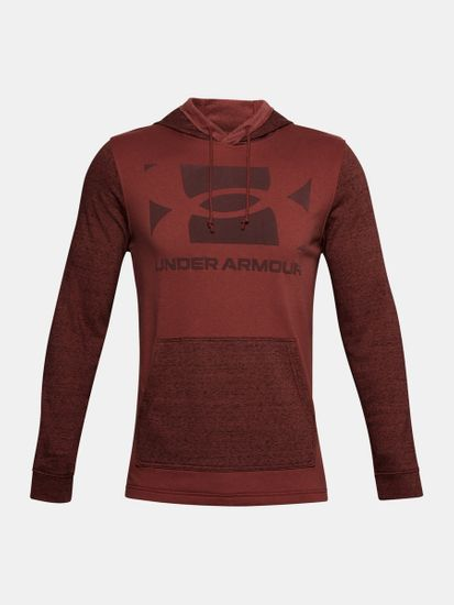 Under Armour Pulover UA Sportstyle Terry KO HD-RED