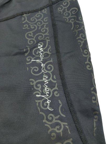 MAYA MAYA Ženske kratke pajkice - tekaške, kolesarske, fitness hlače Akira Bermuda