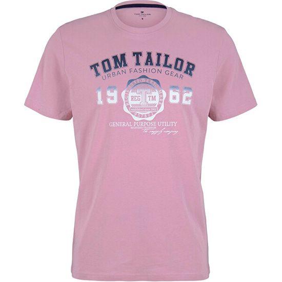 Tom Tailor Moška majica Regular Fit 1027028.15616