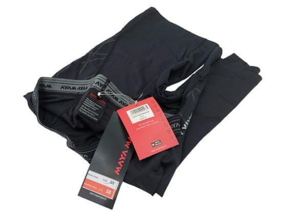 MAYA MAYA Moške kratke pajkice - tekaške, kolesarske, fitness hlače Hiro Bermuda