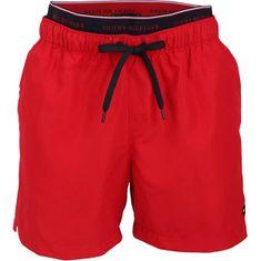 Tommy Hilfiger Moške plavalne kratke hlače UM0UM02062 -XLG (Velikost L)