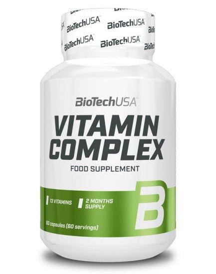 BioTech USA Vita Complex 60tablet