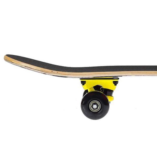 Nils Extreme Skateboard deska ANTIHERO S-061