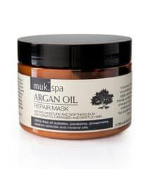 muk™ HairCare spa ARAGAN OIL Hydratační regenerační maska na vlasy spa Argan Oil s arganovým olejem 250 ml