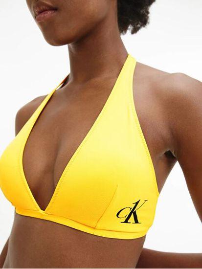 Calvin Klein Ženske modrčke za kopalke Triangle KW0KW01306-ZGM