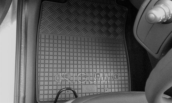 Rigum Gumiszőnyegek Renault CLIO IV Grandtour2012-
