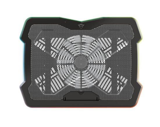 TRUST GXT1126 Aura Laptop Cooling Stand 24192