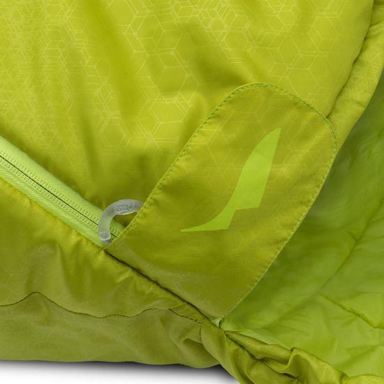 Qeedo spalna vreča Light Hitazo, zelena