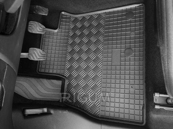 Rigum Gumowe dywaniki Renault GRAND SCENICZNY 2016-