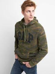 Gap Mikina GAP Logo fleece hoodie M