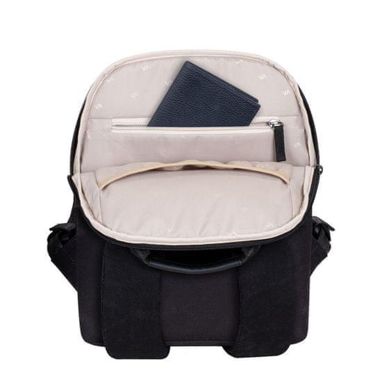 RivaCase ruksak za prijenosno računalo 33,78 cm, crna (8521)