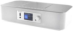 Soundmaster ICD2020WE, internetové rádio, DAB+/FM, bílá/stříbrná