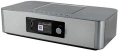 Soundmaster ICD2020, internet. rádio, DAB+/FM, stříbrná/černá