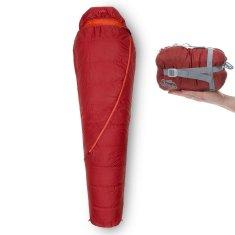 Qeedo spalna vreča Light Hitazo, rdeča