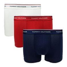 Tommy Hilfiger 3 PAKET - moški bokserji 1U87905252 (Velikost 4XL)