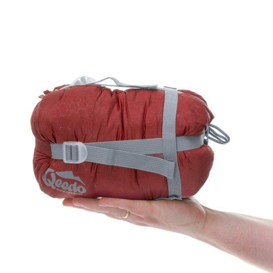 Qeedo spalna vreča Light Hitazo XL, zelena