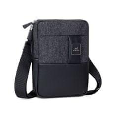 RivaCase torba za tablico 20,32 cm, črna (8810)