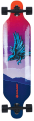 "Schildkröt Longboard Freeride 41"" - God Feather"
