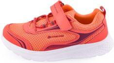 ALPINE PRO dievčenské tenisky Lenie 27 oranžová